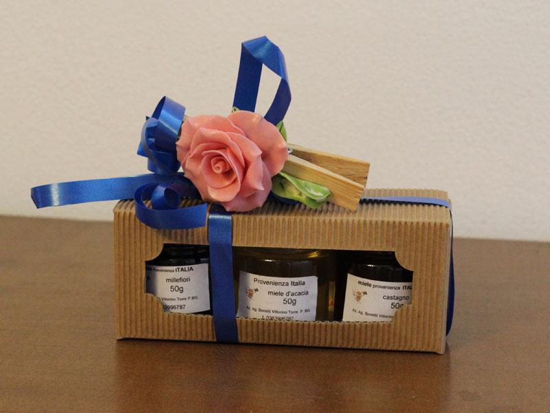 Idee regalo originali a bergamo bonetti miele di qualit for Idee regalo utili